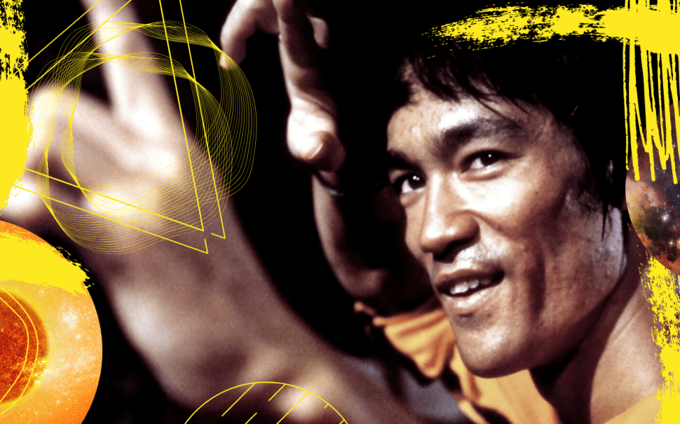 bruce lee baby