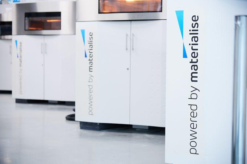 Materialise printers